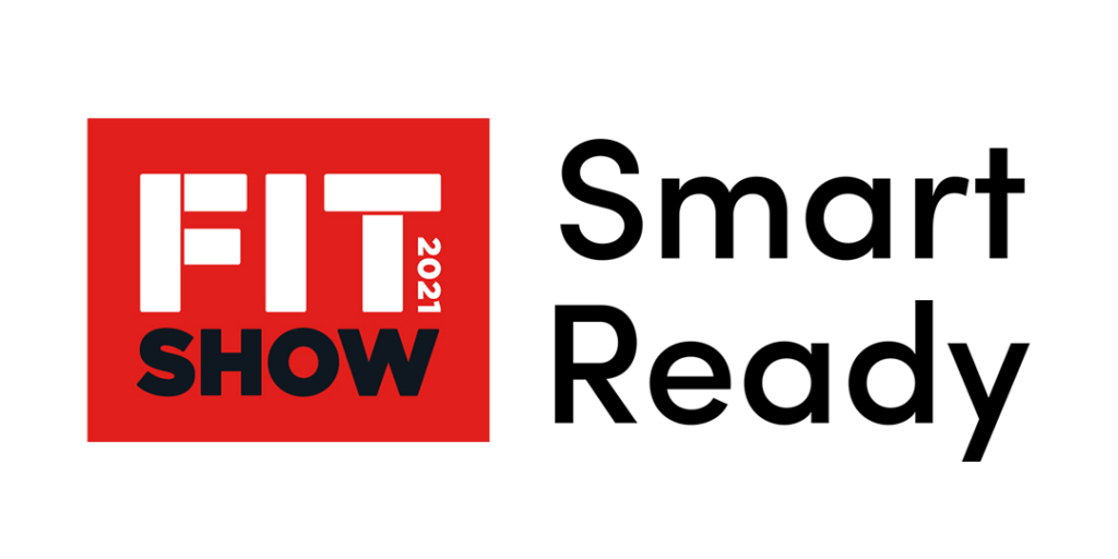 FIT Show 2021 and Smart Ready logos